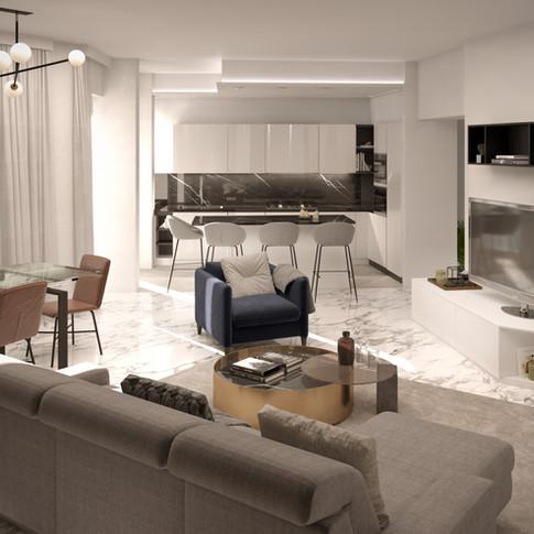 Roma Quartiere Nomentano (2021) - Work in Progress