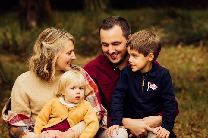 Autumn Family Shoot, Petworth Park