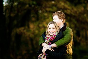Couple photographed, Surrey