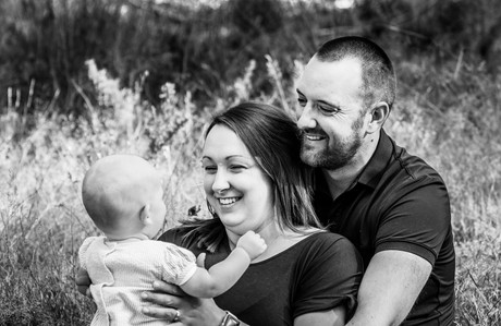 Family Headshot, West Sussex