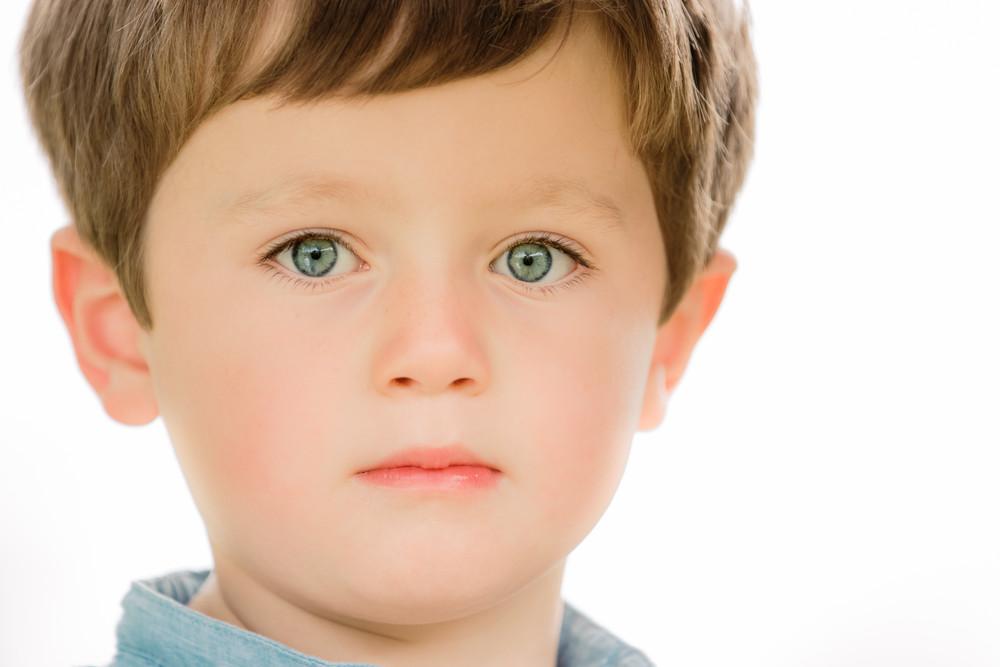 Boy portrait, West Sussex