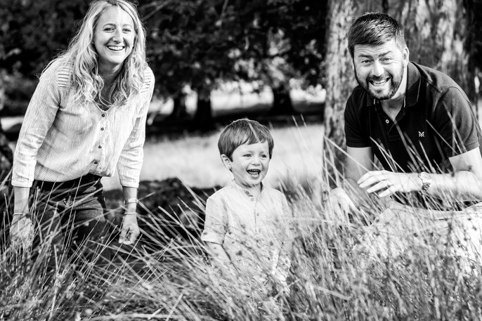 Family lifestyle photo, West Sussex