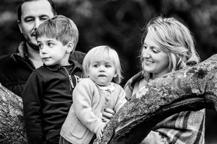 Family photography, Petworth Park, West Sussex