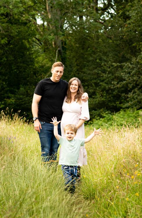 Family Portraits, West Sussex