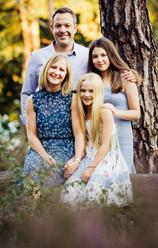 Family portrait, Frensham Ponds