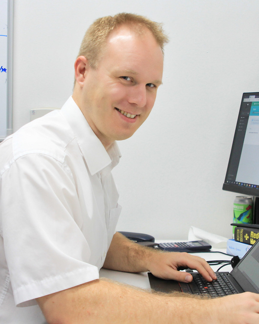 Konrad Paszkiewicz, PhD