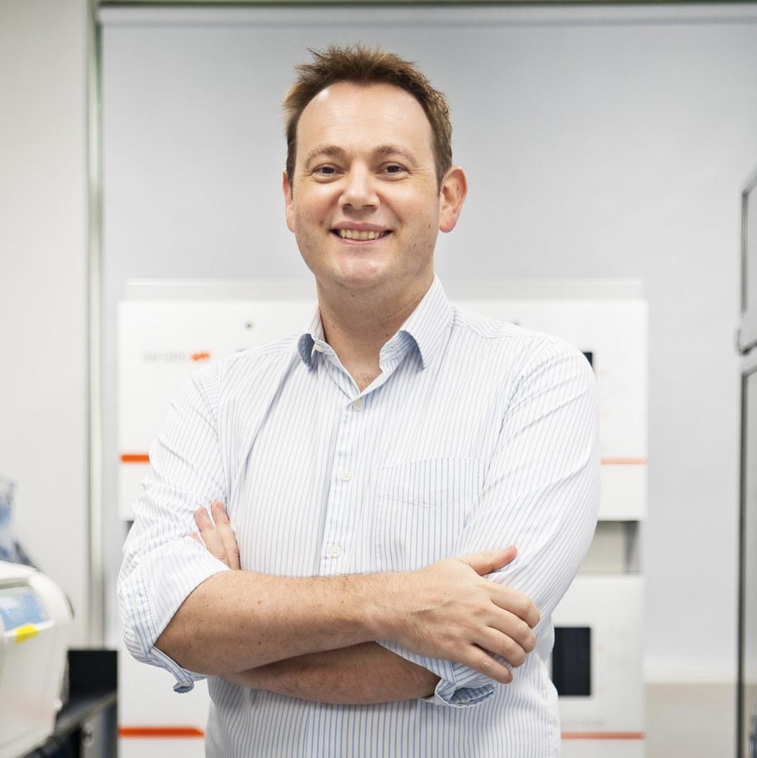 Piers Ingram, PhD, MBA