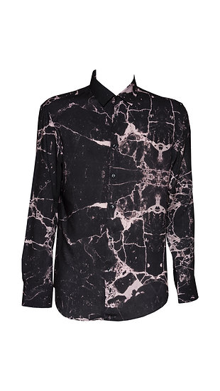 Camicia Uomo Marble