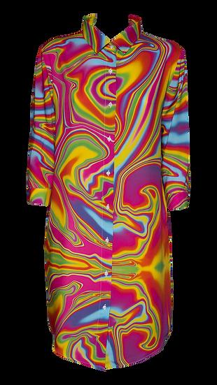 Camicia Donna Liquido