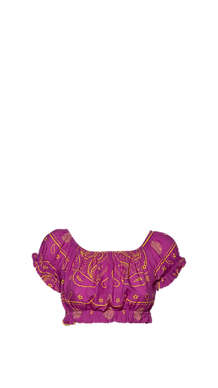 Top Donna Paisley
