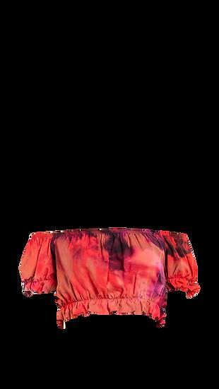 Top Donna Tie Dye