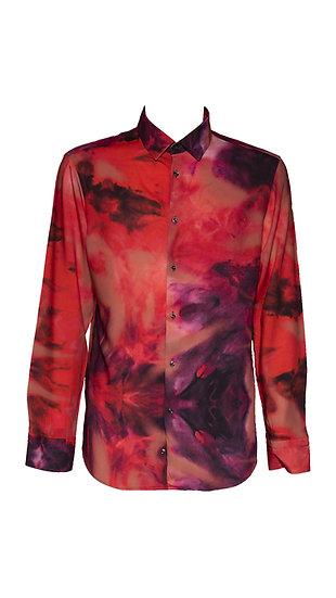Camicia Uomo Tie Dye