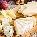 פלטת גבינות גדולה