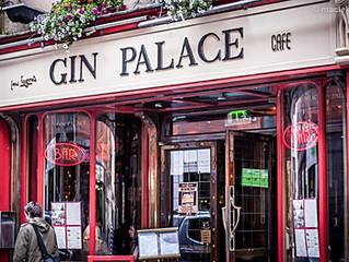 Gin Palace Dublin serves finger limes
