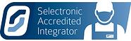 Selectronic Accredited Integrator logo f