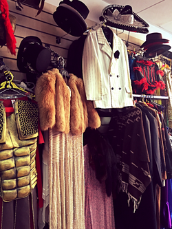 Our Vintage section