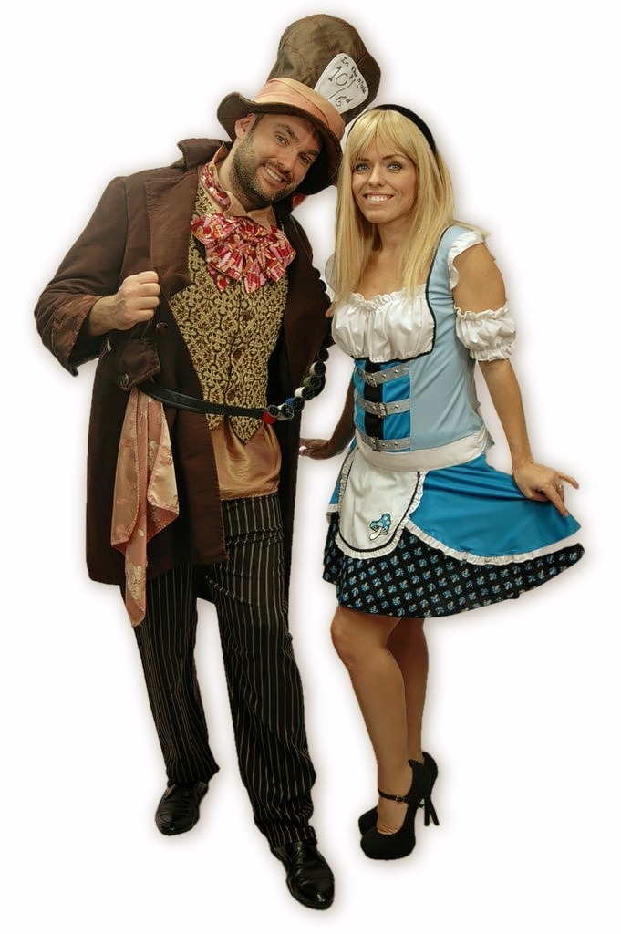 Alice & The Mad Hatter