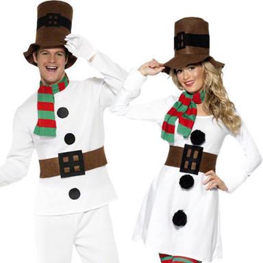 Snowmen & Women!