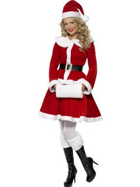 Miss Santa Costumes