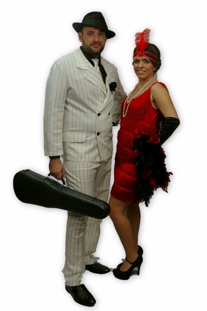Gangster & Flapper