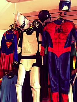 Superheroes & Movie characters