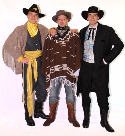 Wild West Men