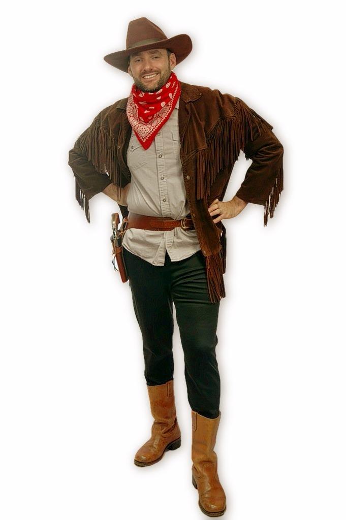 Rustic Cowboy