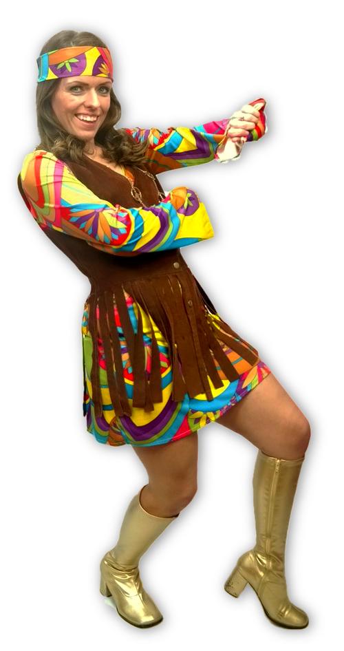 Hippy Chick