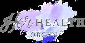 her health logo navabr header