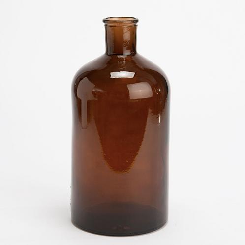 Vase bouteille rétro
