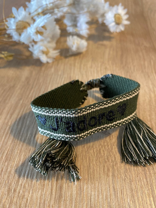 Bracelet J'ADORE