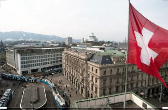 瑞士11月公投或冻结中共权贵巨额存款