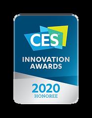 ces 2020 innovation award honoree
