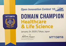 Domain Champion Healthcare & Life Science