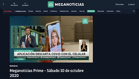 Meganoticias Vitaltec Telemedicina TytoCare ContagiemosSalud