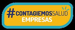 LOGO CONTAGIEMOS SALUD EMPRESAS_amarillo turquesa.png