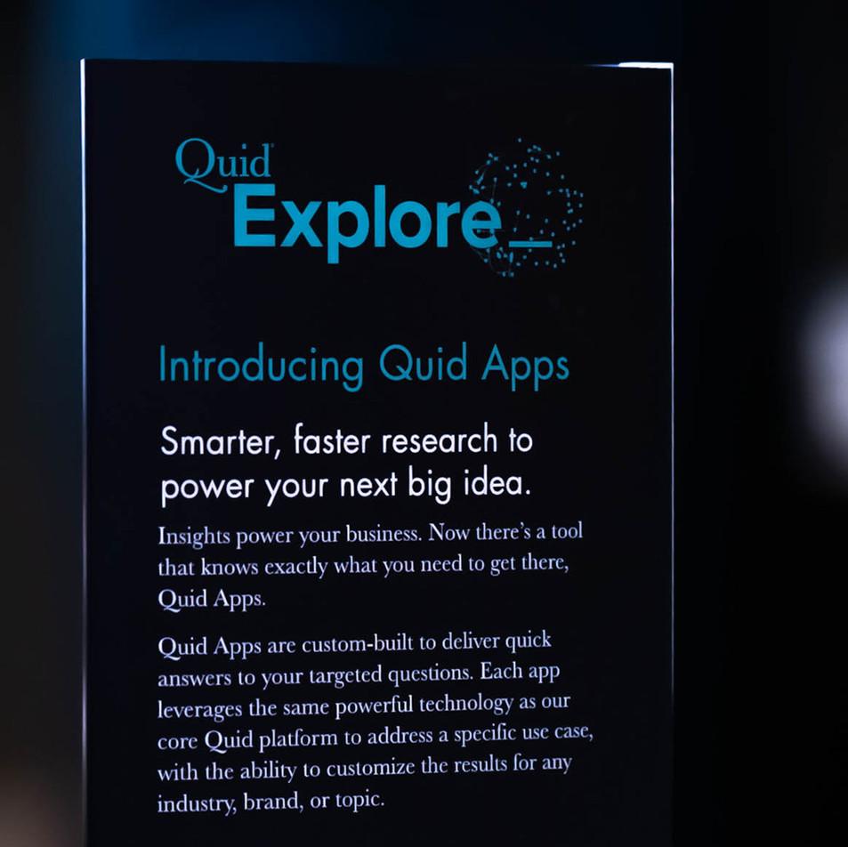 Quid Explore
