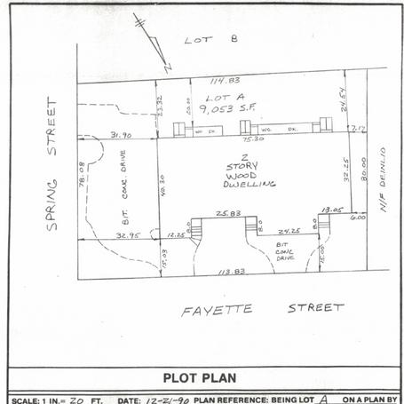 Fayette Street, Watertown