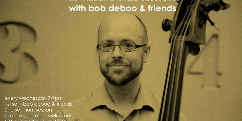Kranzberg Jazz Sessions: Bob DeBoo and Friends