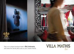 brochures hôtels de luxe