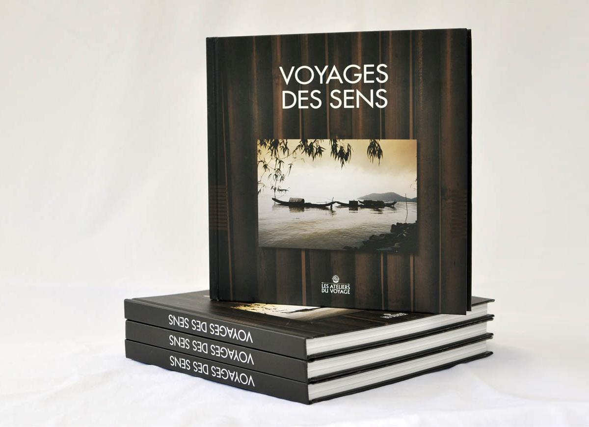 Livres 'Voyages des Sens'