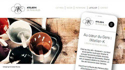 St Leonard, Gers : Atelier-K, Artisan d'art