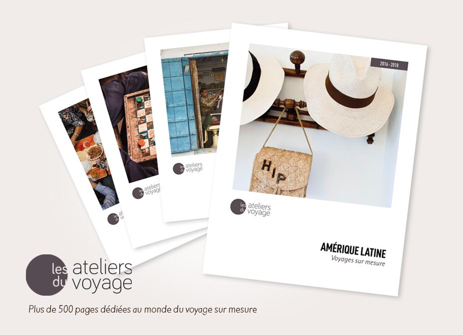 Brochures Ateliers 2018
