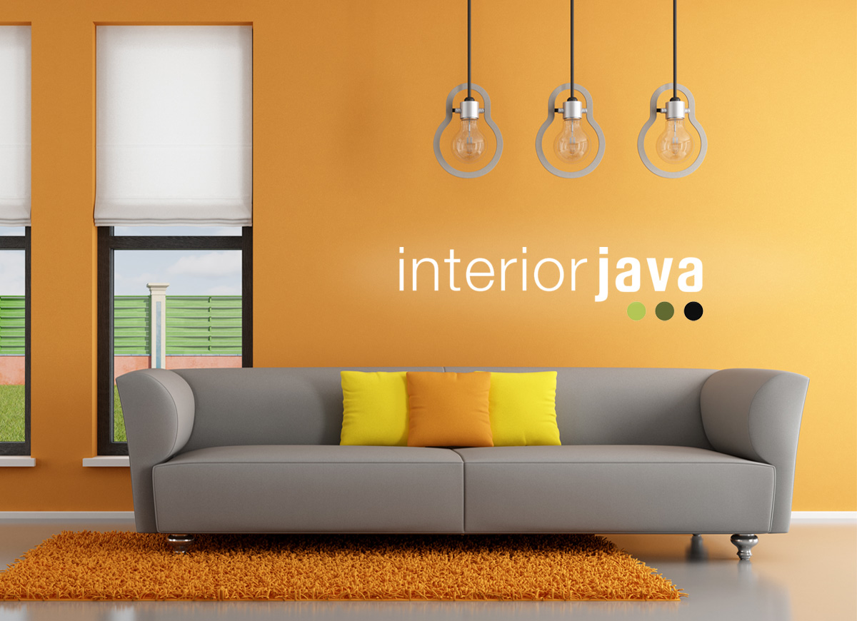 Charte graphique Interior Java