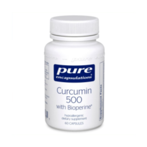 Pure Encapsulations - Curcumin 500 with Bioperine