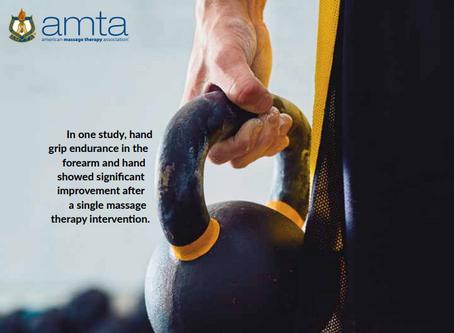 Utilizing Massage to Improve Grip Strength