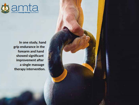 Utilizing Massage to Improve Grip Strength