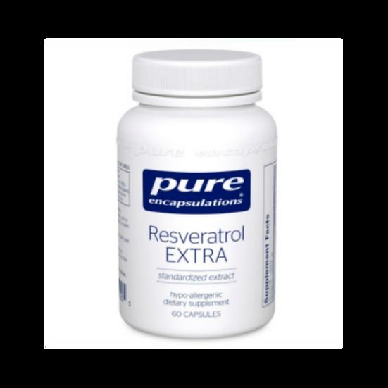 Pure Encapsulations - Resveratrol Extra