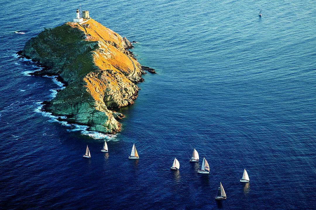 Stage de voile en Corse