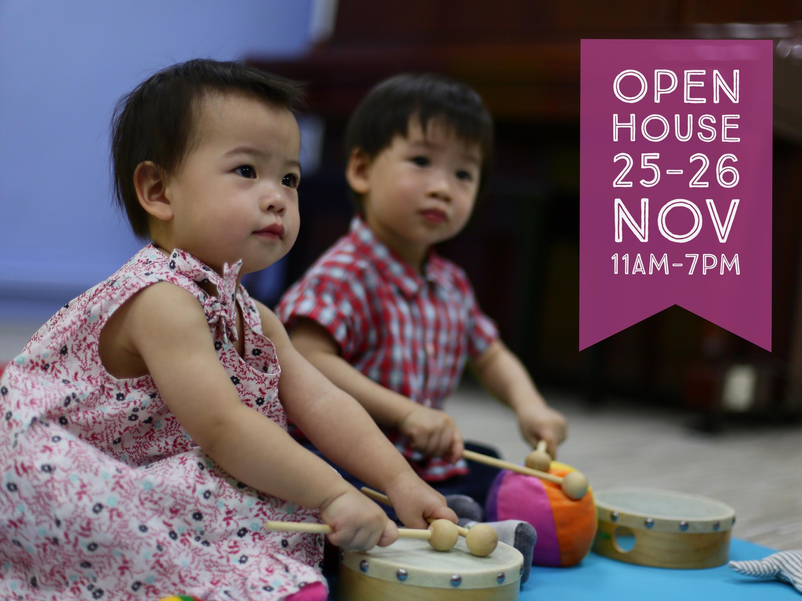 18Nov16 Open House